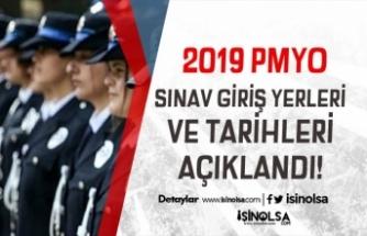 Polis Akademisi 2019 PMYO Sınav Giriş Yerleri ve Tarihleri Açıkladı!
