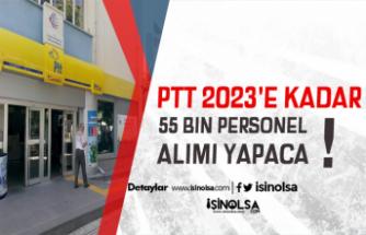 KPSS Şartsız PTT 55 Bin Alımında Açıklama ! İlan Ne Zaman Yayınlanacak ?