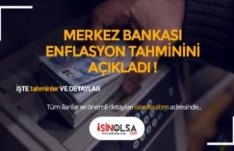 Merkez Bankası Tahmin Açıkladı ! Asgari Ücret ve Memur Zammı Düşük Olabilir