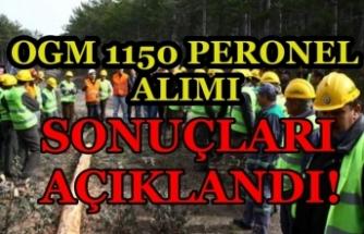 OGM 1150 Orman Mühendisi Alımı Başvuru Sonuçları Açıklandı!