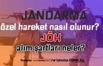 Jandarma Özel Harekat Nasıl Olunur? JÖH Alım Şartları Neler?