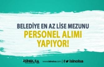 Trabzon Yomra Belediyesi Büro Personeli Alım İlanı Yayımlandı