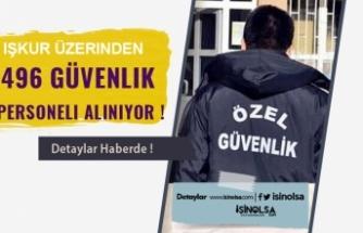 İŞKUR Üzerinden KPSS Şartı Olmadan 469 Güvenlik Görevlisi Alınacak!