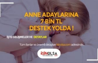 Anne Olana Çocuk Başına 7 Bin TL Destek! Nasıl Yararlanılır?