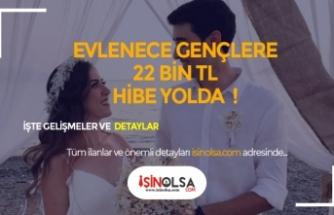 Evlenecek Gençlere 22 Bin TL Hibe! Devlet Desteğinden Nasıl Yararlanılır?