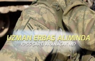 Jandarma Uzman Erbaş Alımında KPSS Şartı Olacakmı?