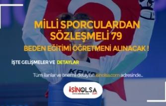 MEB Tarafından Milli Sporcular Arasından 79 Beden Öğretmeni Alınacak!