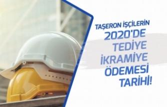 Taşerondan Kadroya Geçen 4/D İşçilere 2020 Tediye İkramiye Ödeme Tarihi!