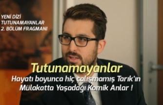 TRT 1'in Yeni Dizisi Tutunamayanlar 2. Bölüm Fragmanı!