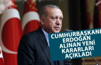 Cumhurbaşkanı Erdoğan Açıklama Yapacak!
