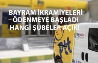 İkramiye ve İşsizlik Maaşı Ödemeleri Başladı! 7 Nisan PTT Açıkmı? İletişim Numaraları
