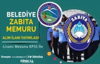 Şenkaya Belediyesi Lisans Mezunu Zabıta Memuru Alım İlanı Yayımladı!
