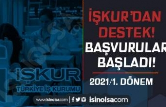 İŞKUR'dan Destek! Engelli ve Eski Hükümlü İçin 2021/1 Proje Başvuruları Başladı!