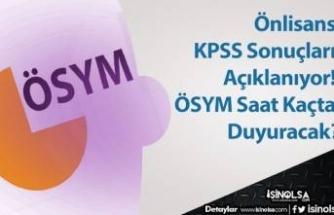 Önlisans KPSS Sonuçları Açıklanıyor! ÖSYM Saat Kaçta Duyuracak?