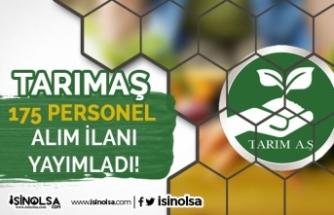 Bursa TARIMAŞ 195 Şoför, Muavin ve Peyzaj Personeli Alımı Yapıyor