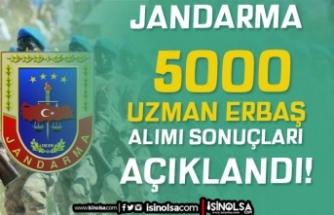 Jandarma 2022 Yılı 5000 Uzman Erbaş Alımı Sonuçları Açıklandı Sınav Ücreti Ne Kadar?