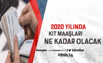 2020 KİT Taşerona Kadro Şartları Ne Olacak ? Ne Kadar Zam Yapılacak ?