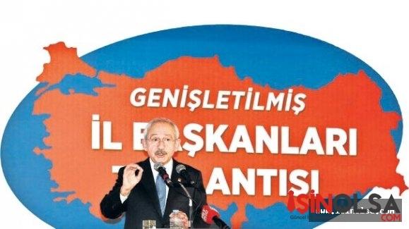 Kılıçdaroğlu'dan Başbakan'a Hodri Meydan