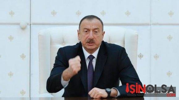 Aliyev: ' büyük bir zafer kazandık!