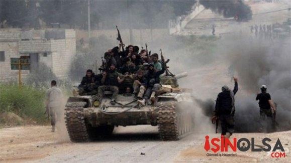 El Ray kasabası İŞİD'in Eline Geçti