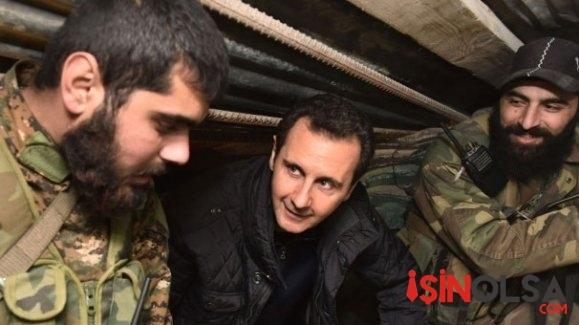 İran ve Esad Halep için Çalışıyor!