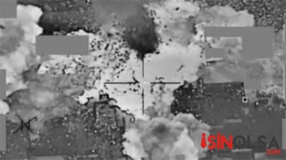 İŞİD'in 150 milyon doları bombalandı