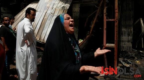 Bağdat'ta 80 Kişi Hayatını Kaybetti