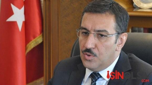 Bakan Bülent Tüfenkci'den Yeni Anayasa açıklamaları