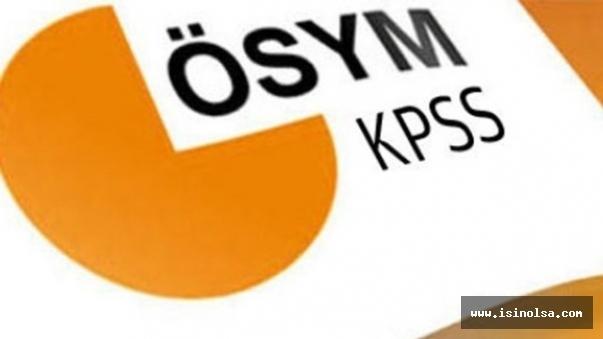 KPSS 2017/2 ile 2 bin 38 Memur Alımı Yapılacak