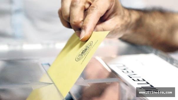 Türkiye Sandık Başında! Oy Kullanma Devam Ediyor!