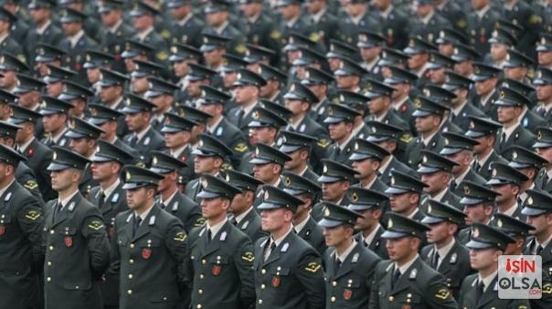 Milli Savunma Üniversitesi Astsubay Alımlarını Tamamladı