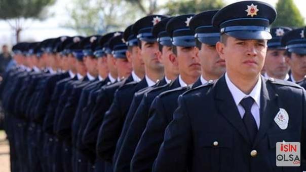 POMEM 22. Polis Memuru Alımları 2. Yedek Yerleştirme Sonuçları