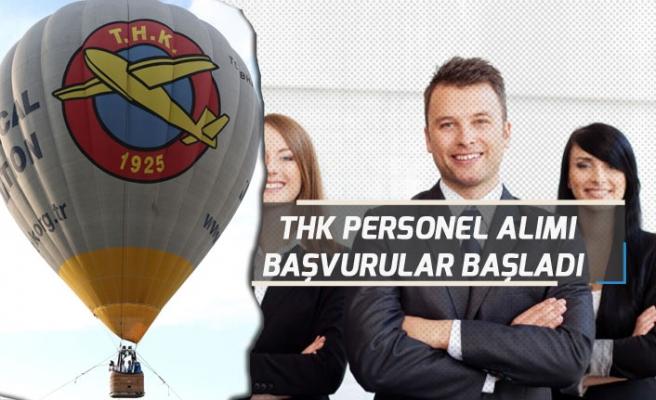 Türk Hava Kurumu THK'dan Personel Alım İlanı! Başvurular Başladı!