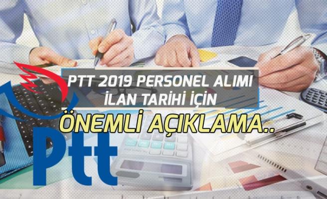 PTT Personel Alımı Ne Zaman Yapılacağı Hakkında Önemli Açıklama Geldi!