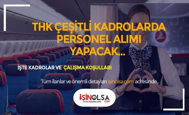 Türk Hava Kurumu 2019 Yılı Personel ve Memur Alımları