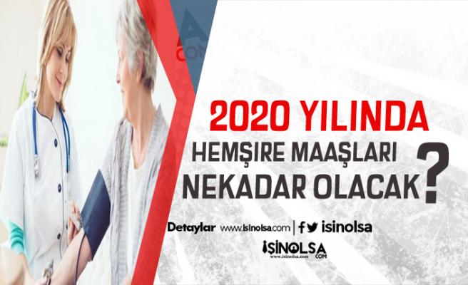 2020'de Hemşire Maaşları Ne Kadar Olacak ?