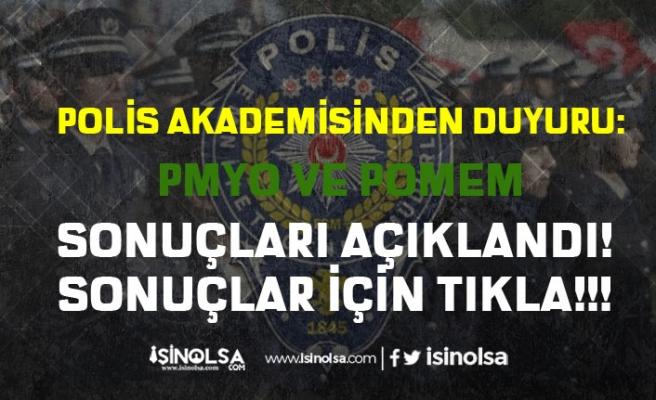 Polis Akademisinden Duyuru! PMYO ve POMEM Sonuçları Açıklandı!