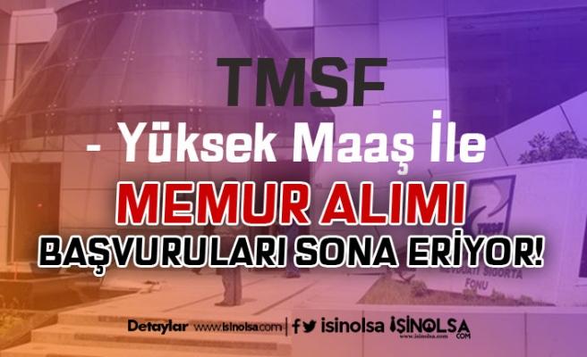 TMSF 35 Memuru Sona Eriyor! KPSS Puanına Göre Değerlendirmeler