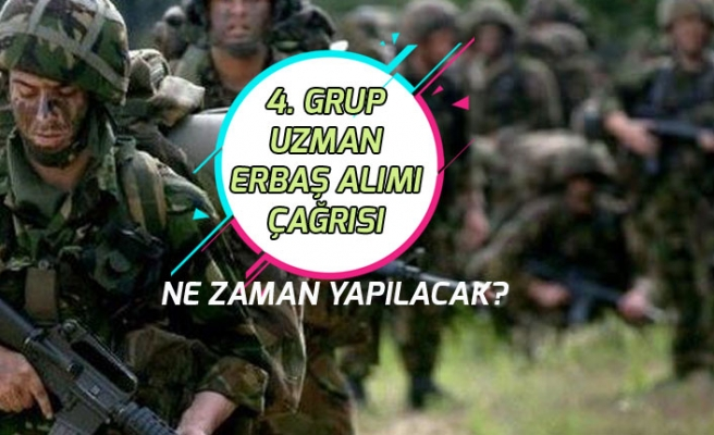 Jandarma 2019/1 Uzman Erbaş 4. Grup Ne Zaman Çağrılacak?