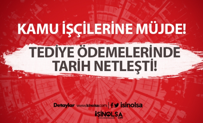 Kadroya Geçen Taşeron İşçiler İkramiye Alacak!
