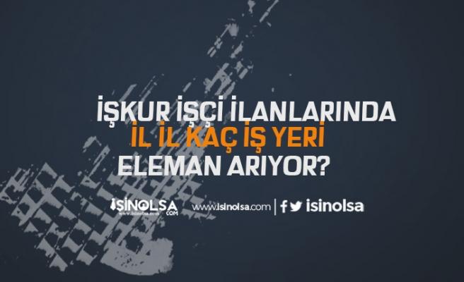 Türkiye Genelinde 80 İlde Vasıflı Vasıfsız Personel Alınıyor!