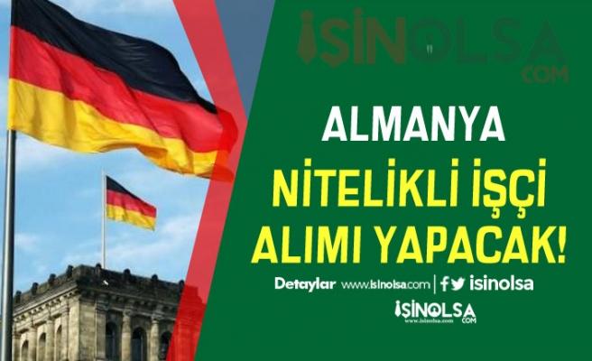Almanya Nitelikli İşçi Alacak.. Merkel 'İhtiyacımız Var' Açıklaması..!
