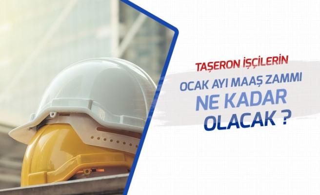 Taşerondan Kadroya Geçen 4/D İşçilere Maaş Zammı!