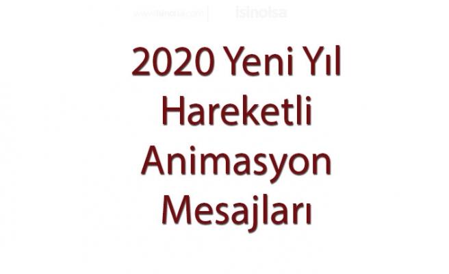 Yeni Yıl 2020 İçin Hareketli Güzel Resimler