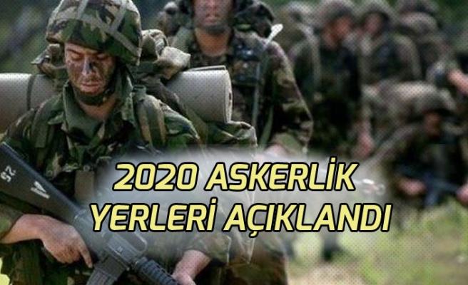 2020 Ocak Şubat Mart Askerlik Yerleri Belli Oldu! Asal-E-devlet Sonuç Sorgulama!