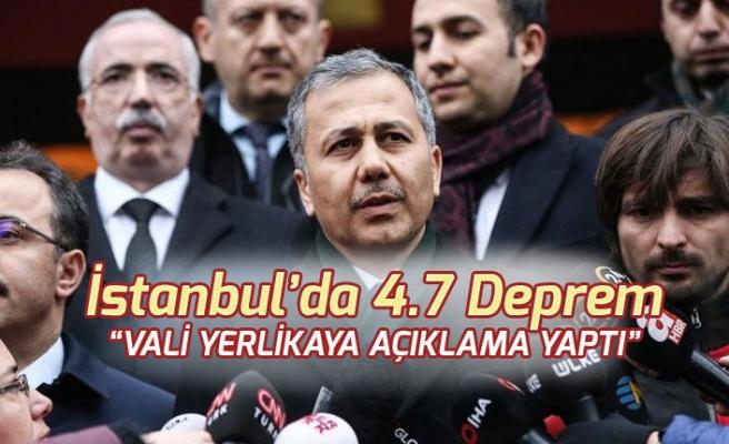 Son Dakika İstanbul'da Deprem Meydana Geldi! Marmara 14 Kez Sallandı