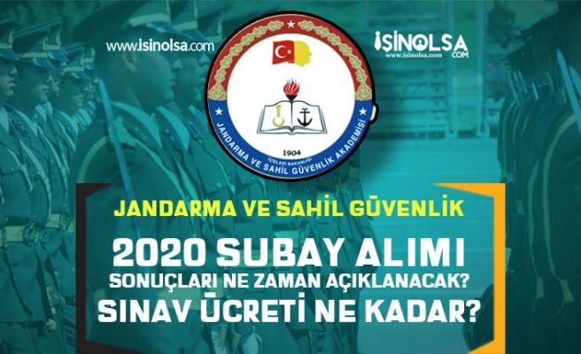 JSGA 2020 Yılı Subay Alımı Sonuçları Ne Zaman Açıklanacak? Sınav Ücreti Ne Kadar?