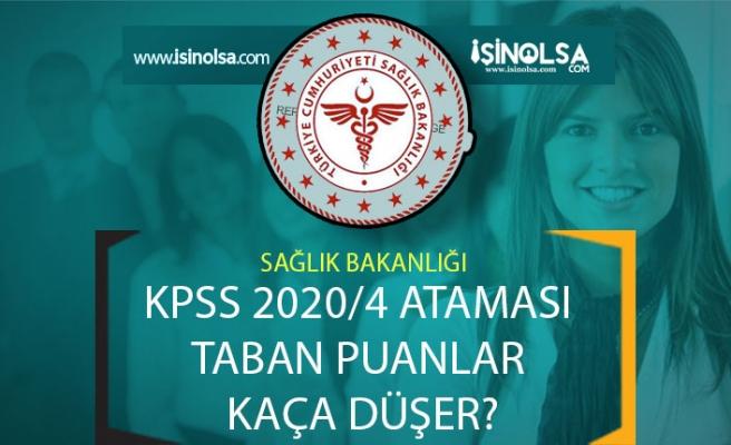 KPSS 2020/4 Ataması Taban Puanlar Kaça Düşer?
