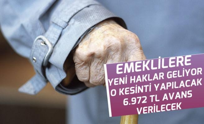 SGK, Emekli Sandığı ve Bağkur Emeklisine Yeni Hak! O Kesinti Yapılmayacak!