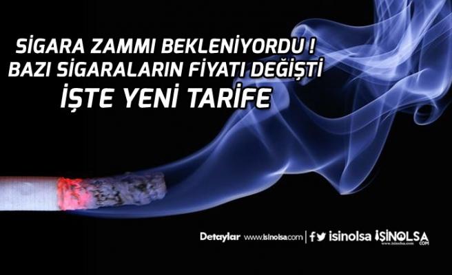 Şubat 2020 Bazı Sigara Fiyatları Değişti! İşte Yeni Sigara Fiyatları!